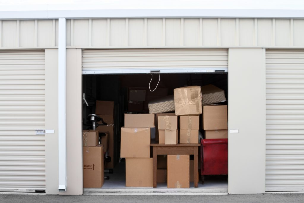 Organized Storage Unit