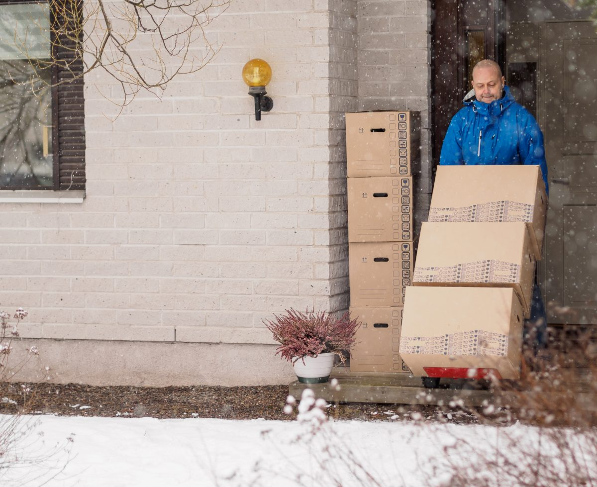 4 Helpful Tips for Your Winter Move